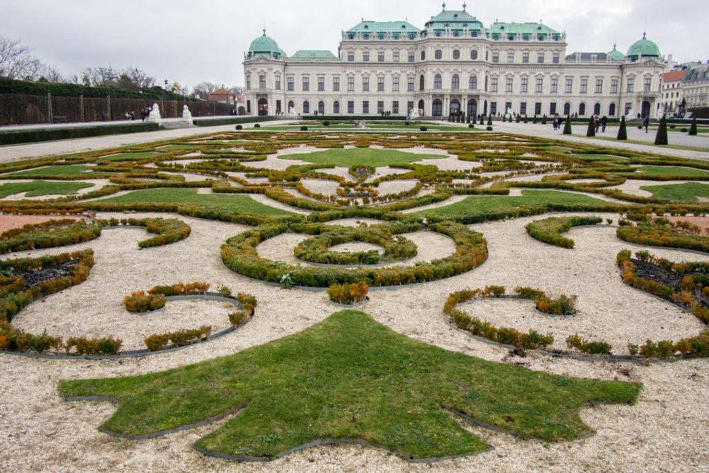 belveder gardens